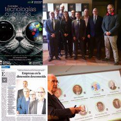 II Jornada de Tecnologías Cuánticas de cómo están afectando a la computación clásica y a las tecnologías de la información y comunicaciones